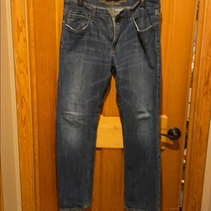 Men's American Eagle Orig Straight Jeans 32 x 32